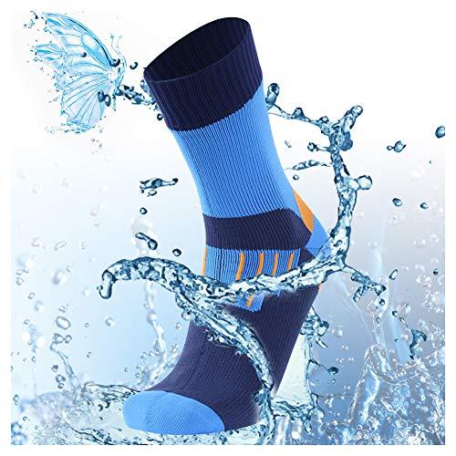 SuMade 100% Waterproof Socks, Unisex Cold Weather Outdoor Snowproof Skiing Hunting Hiking Trekking Socks from SuMade
