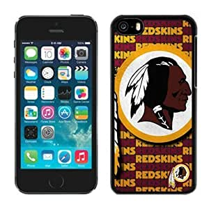 NFL Washington Redskins iphone 5C Casecell phone cases&Gift Holiday&Christmas Gifts NFIU8715034