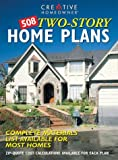 508 Two-Story Home Plans, Editors of Creative Homeowner, 1580110363