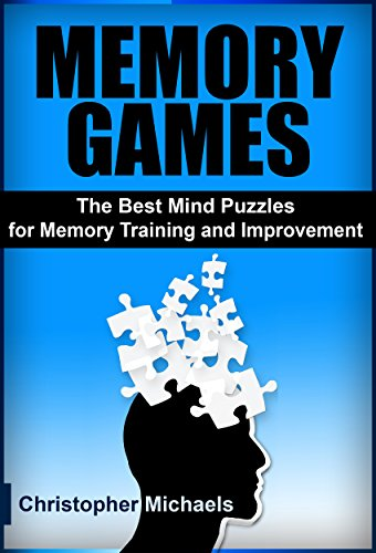 Memory Games Training Improvement Techniques ebook product image