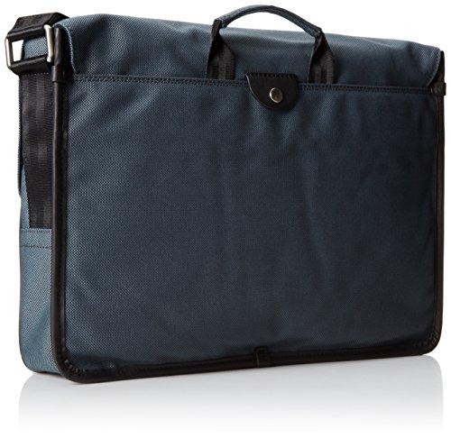 Fossil Men's Mercer Nylon EW Messeger Bag, Navy, One Size