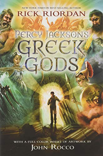 Percy Jackson's Greek Gods -