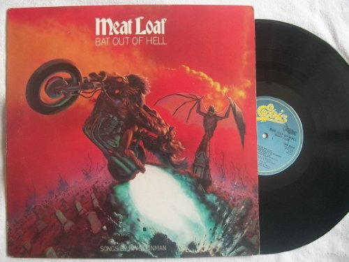 Price comparison product image Meat Loaf - Bat Out Of Hell - Epic - EPC 82419, Cleveland International Records - EPC 82419