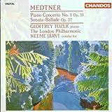 Medtner;Piano Concerto No.