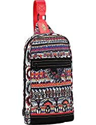 Sakroots Womens Hiker Sling Backpack