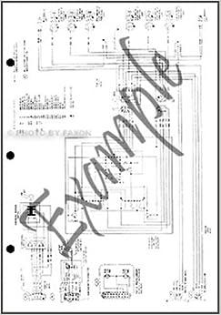 toyota land cruiser fj electrical wiring diagram original  1979 toyota land cruiser fj55 electrical wiring diagram original 4 door gas pamphlet 1979