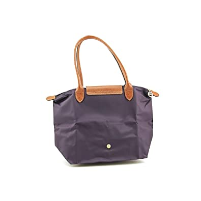 377b4c661a Amazon.com: Longchamp Le Pliage Medium Tote Bag (BILBERRY): Shoes