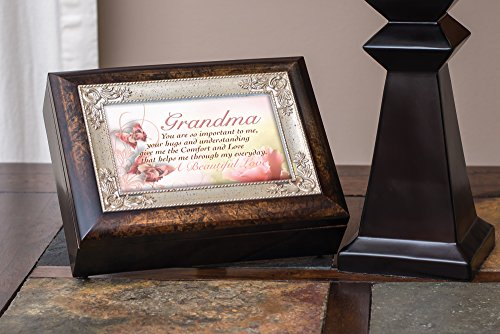 Grandma A Beautiful Love Italian Inspired Music Musical Jewelry Plays Wind Beneath My Wings by Cottage Garden Collections (Image #3)