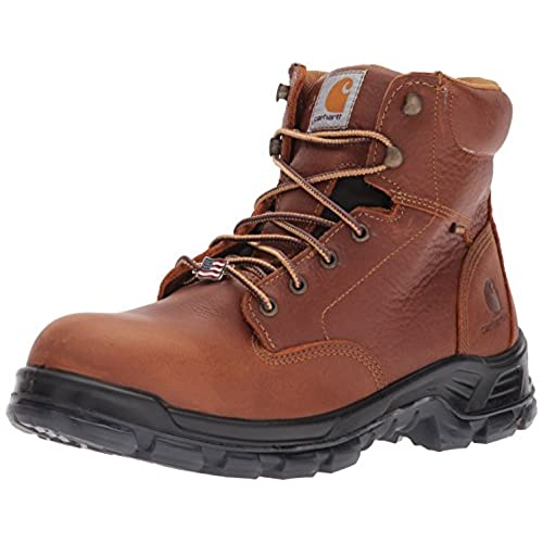 "Carhartt Men's CMZ6340 MadeInUSA 6"" CompToe Work Boot"