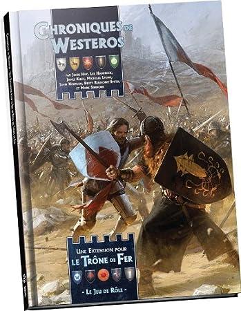 Edge - Juego de rol Juego De Tronos (UBIRTF05) (Importado): Amazon.es: Juguetes y juegos