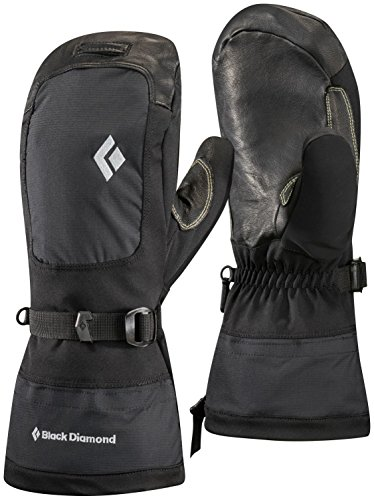 Black Diamond Mercury Mitts Cold Weather Mittens, Black, Small by Black Diamond