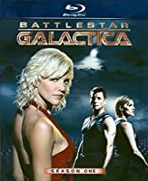 Battlestar Galactica (2004): Season 1 [Blu-ray]