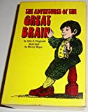 The Adventures of the Great Brain: The Great Brain, The Great Brain at the Academy, The Great Brain Reforms, Me and My Little Brain, More Adventures of the Great Brain