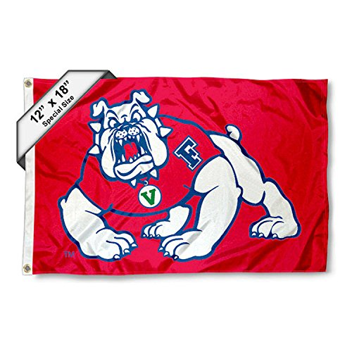 Fresno State Golf Cart and Boat Flag