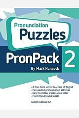 PronPack 2: Pronunciation Puzzles (Volume 2) Paperback