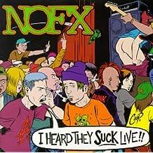 I Heard They Suck Live (Vinyl)