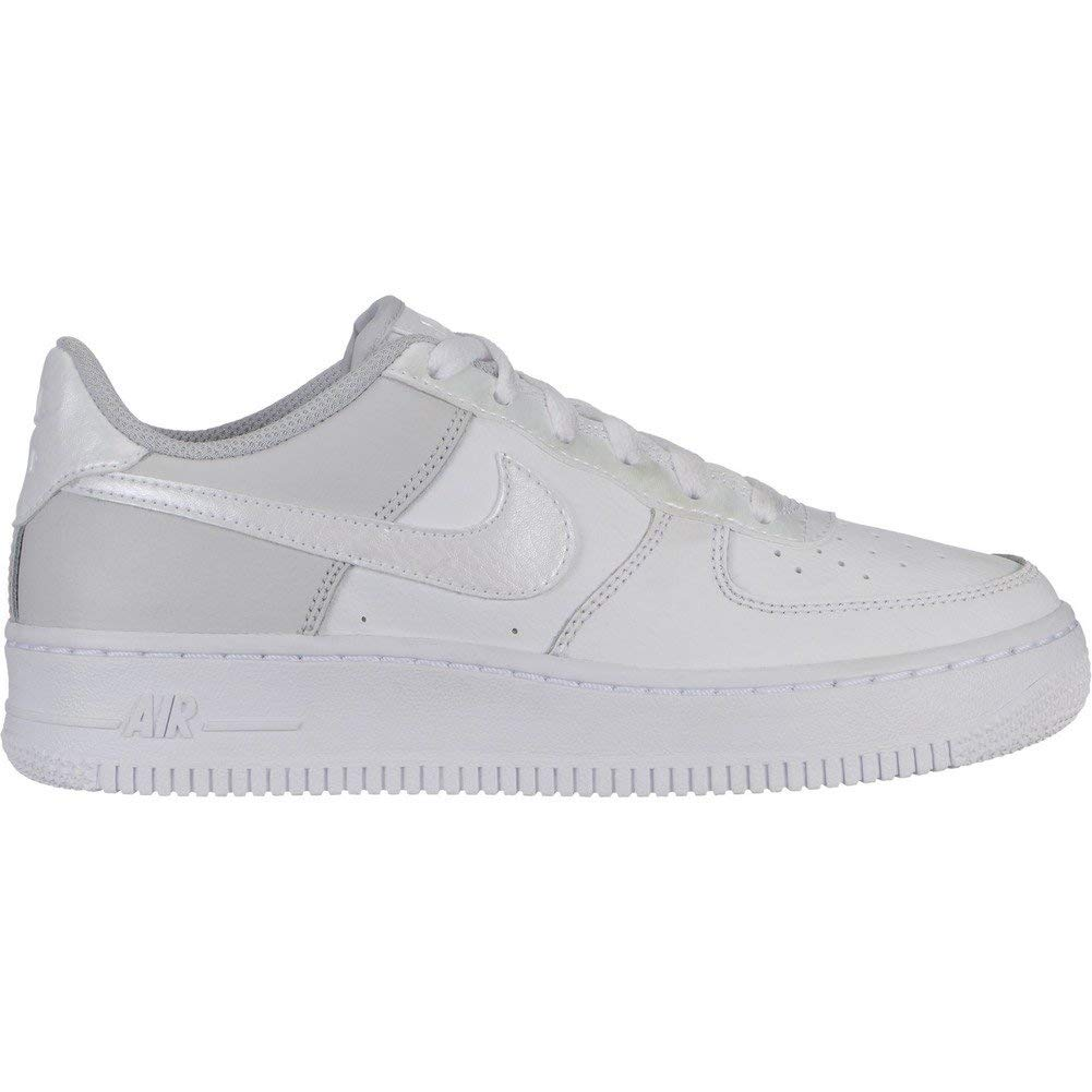 sports shoes 66d3c b138e Galleon - Nike Air Force 1 Kids Big Kids 314219-134 Size 4