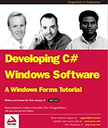 Developing C# Windows Software: A Windows Forms Tutorial