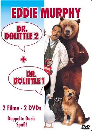 Dr Dolittle 2 Dvd 2001 Amazon Co Uk Dvd Blu Ray