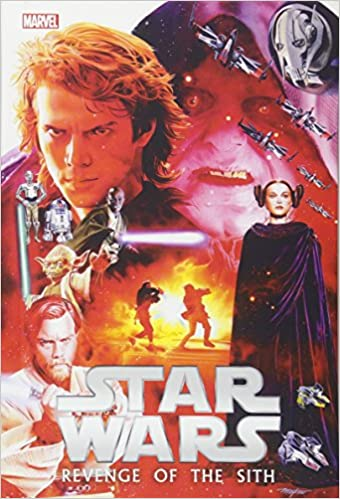 Star Wars Episode Iii Revenge Of The Sith Cerasi Christopher Wheatley Doug 9781302901066 Amazon Com Books