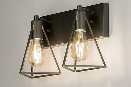 Lumidora Wandleuchte Modern Coole Lampen Grob Amazon De Beleuchtung
