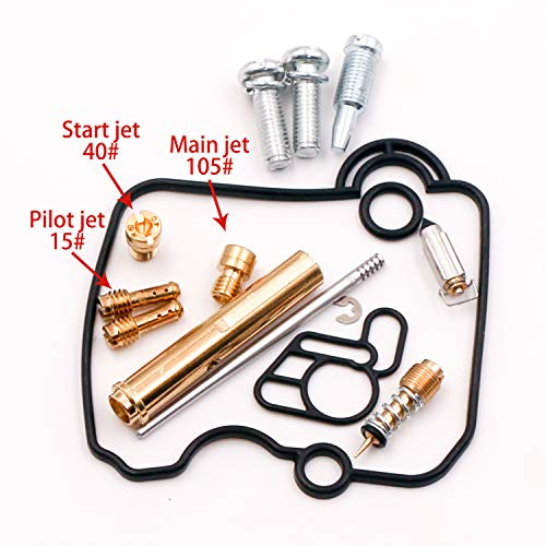 - Carburetor Repair Kit For Bandit250 (GSF250) GJ74A Mikuni