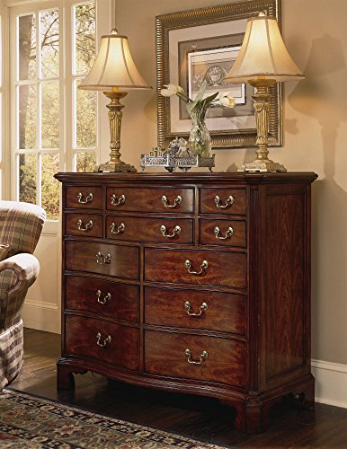 Dressing Chest in Classic Antique Cherry Finish 50784