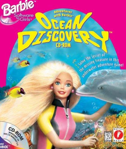 Barbie Ocean Discovery (Jewel Case) - PC (Ocean Place)