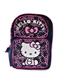 Hello Kitty Small Backpack Review