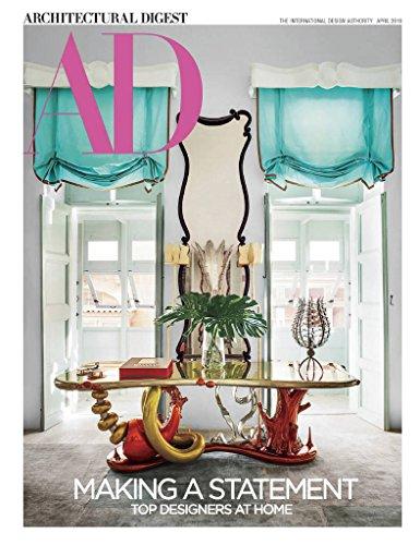 Magazines : Architectural Digest
