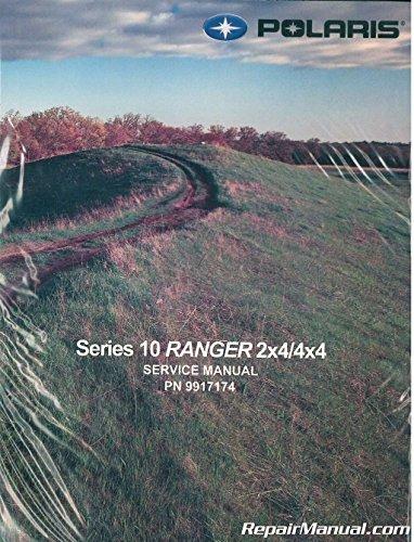Polaris Ranger Service Manual - 9917174 2001-2002 Polaris Ranger Series 10 Side by Side Service Manual