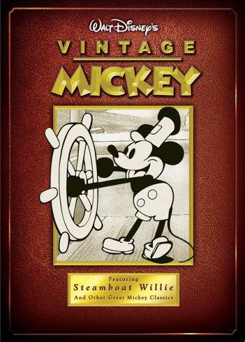 Vintage Mickey by Buena Vista Home Video