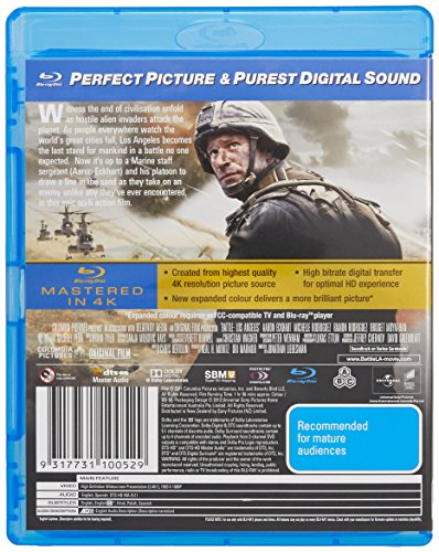 Battle Los Angeles 4K UHD