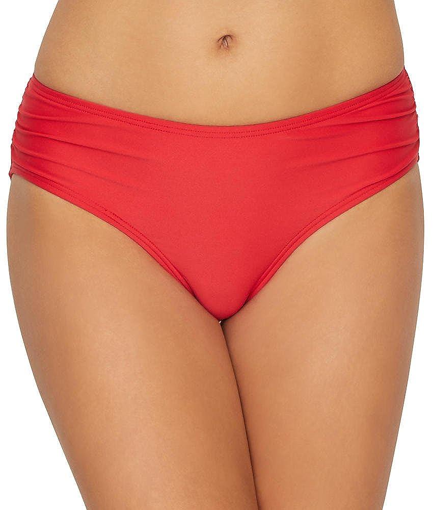 522e21e2d74b8 Top1: Coco Reef Classic Solid Shirred Bikini Bottom, XL, Coral. Wholesale  Price: