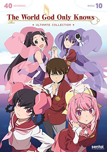 The World God Only Knows: Ultimate Collection (The World Only God Knows Ova 1)