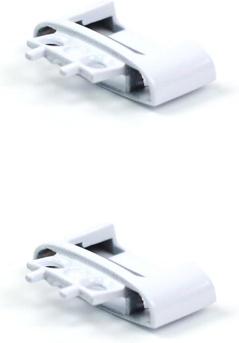 Kit de Repuesto de Metal para bisagra de Clip y Piezas de reparaci/ón de Pines Compatible con Solo 3 Auriculares inal/ámbricos Solo3