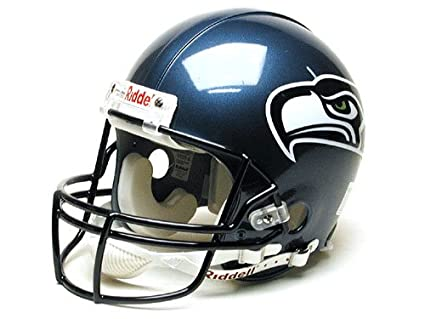 Seattle Seahawks Full Size Pro Line Helmet