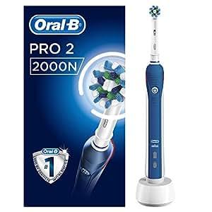 Oral-B PRO 22000N Cepillo de dientes eléctrico, recargable, un cabezal de recambio