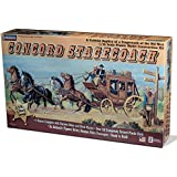 Lindberg 1:16 scale Concord Stage Coach
