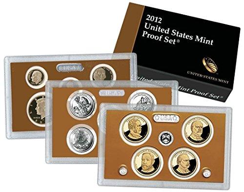 Mint Clad Us - 2012 US Mint Proof Set by US MINT