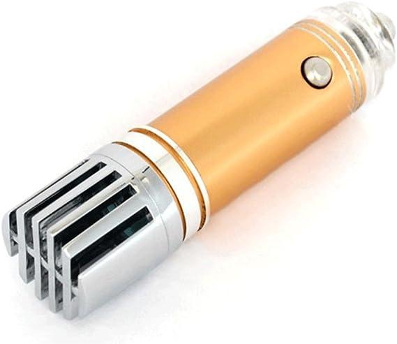 Amazon.es: Purificador de aire ionizador para coche y hogar ...