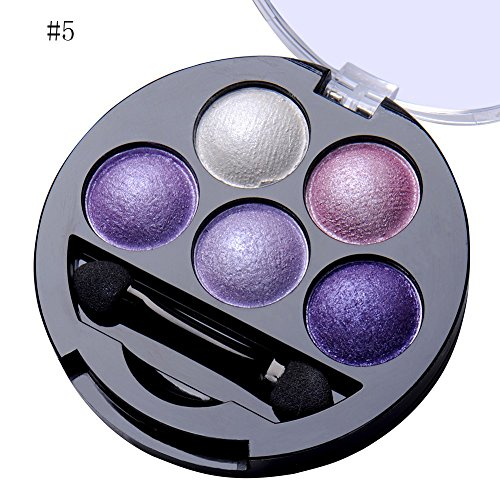 Newest trent 5 Colors Make up Eyeshadow Shimmer Eye Highligh