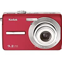 Kodak Easyshare M320 Compact 9.2 MP - 3X Optical Zoom Digital Camera (Red) Review Review Image