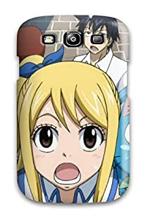 Hot Free Fairy Tail Tpu Case Cover Compatible With Galaxy S3 8235355K17029002