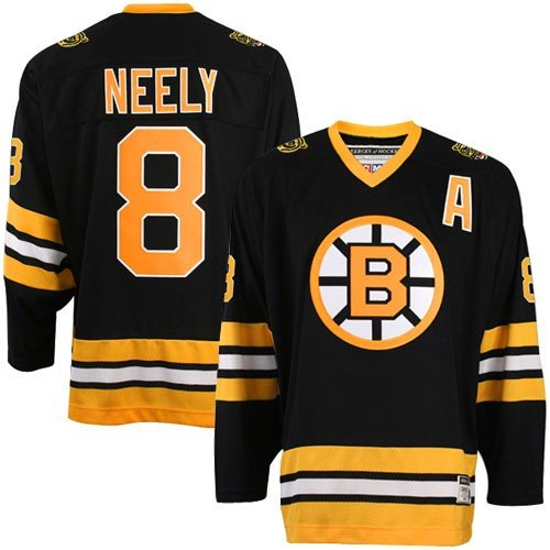 Ccm Boston Bruins Cam Neely Team Classic Vintage Jersey Extra Large