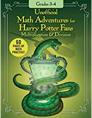 Unofficial Math Adventures for Harry Potter Fans: Multiplication & Division: Grades 3–4