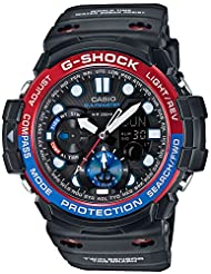 Casio G-Shock GULFMASTER Twin Sensor Mens Watch GN-1000-1AJF (Japan Import)