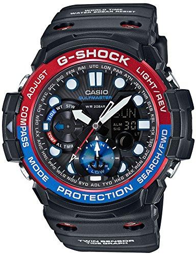 CASIO Watch G-SHOCK GULFMASTER GN-1000-1AJF Men