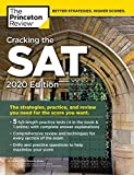 Cracking the SAT with 5 Practice Tests, 2020 Edition: The Strategies, Practice, and Review You Need for the Score You Want (College Test Preparation): more info