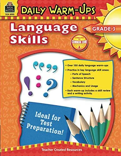 Daily Warm-Ups: Language Skills ...